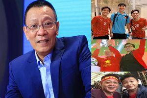 Lời chúc mừng đội tuyển Việt Nam của MC Lại Văn Sâm lại gây 'bão'