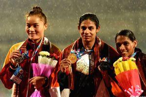 Quách Thị Lan nhận 2 HCV châu Á vì đối thủ dính doping