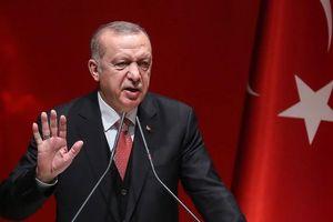 Thổ Nhĩ Kỳ dọa 'mở cửa' cho người tị nạn Syria đến châu Âu