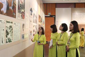 Trưng bày 'Mỹ thuật Đông Dương và nghệ thuật ứng dụng nửa đầu thế kỷ XX'