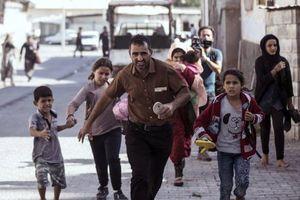 Cuộc sống đảo lộn ở biên giới Thổ - Syria giữa lúc 'nước sôi lửa bỏng'