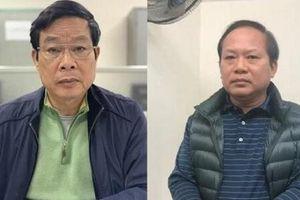 Hai cựu Bộ trưởng Thông tin Truyền thông bị khai trừ Đảng