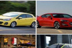 10 mẫu xe ô tô dù có công nghệ hiện đại nhưng các đại gia nên tránh xa