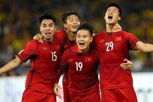 Sau chiến thắng Malaysia, đội tuyển Việt Nam được thưởng bao nhiêu?