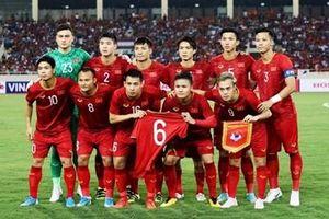 BXH vòng loại World Cup 2022: Việt Nam tăng hạng sau trận thắng Malaysia