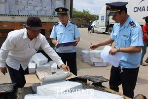 Hải quan Quảng Ninh: Dồn sức thu ngân sách những tháng cuối năm