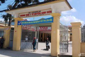 Niêm phong thuốc, làm rõ vụ bé gái 3 tuổi tử vong sau khi gây mê ở Nghệ An