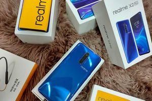 Lộ ảnh chụp thực tế điện thoại Realme X2 Pro