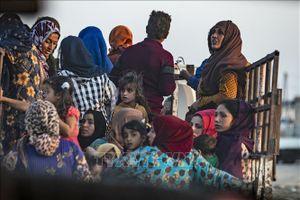 Liên hợp quốc kêu gọi hỗ trợ nhân đạo cho vùng Đông Bắc Syria