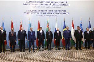 Khai mạc Hội nghị thượng đỉnh các nước SNG