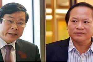 Quyết định khai trừ khỏi Đảng ông Nguyễn Bắc Son và Trương Minh Tuấn