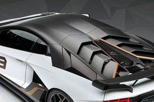 Lộ diện hậu bối Aventador còn mạnh hơn Sian- siêu xe mạnh và nhanh nhất của Lamborghini