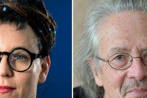 Chân dung 2 nhà văn giành giải Nobel Văn học