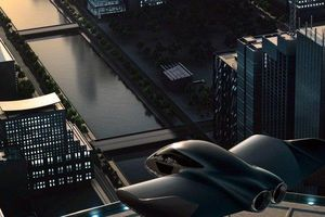 Khi Porsche 'hôn phối' với Boeing sẽ tạo ra những chiếc xe bay thế nào?