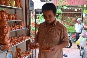 Quảng Nam: Giàu lên nhờ nghề gốm truyền thống