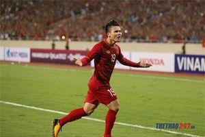 FIFA gọi tên Quang Hải, choáng ngợp với Vòng loại World Cup 2022