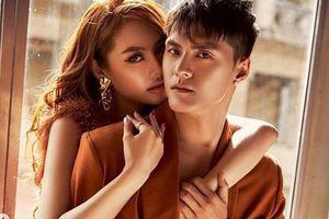 Linh Chi khoe vẻ quyến rũ, diện đồ tone-sur-tone đầy tình tứ bên chồng chưa cưới Lâm Vinh Hải