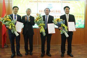 Ông Nguyễn Trọng Đường được bổ nhiệm Phó cục trưởng cục An toàn thông tin