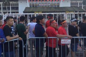 Sau trận thắng Malaysia, đại diện VFF xin lỗi người hâm mộ