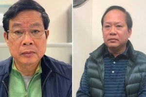 Hai cựu Bộ trưởng Thông tin và truyền thông bị khai trừ Đảng