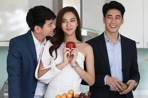 Xếp hạng rating phim truyền hình Thái Lan ngày 9/10/2019