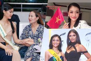 Đang chinh chiến tại Miss Grand Int' 2019, Kiều Loan vẫn nhớ nhắc mẹ đi ngủ đúng giờ