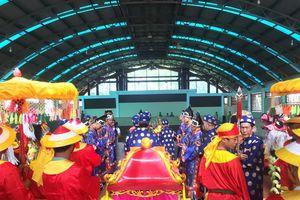 Lễ hội vía ông Đá mộ Cự thạch Hàng Gòn