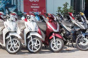 Doanh số bán xe máy liên tục giảm, người Việt đã 'mua đủ'?