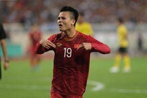 Các cầu thủ Malaysia cũng phải trầm trồ trước Quang Hải và ĐT Việt Nam?