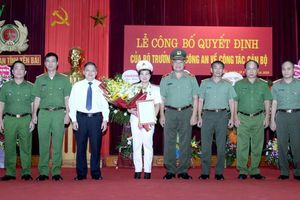 Nhân sự mới tại Hà Tĩnh và Yên Bái