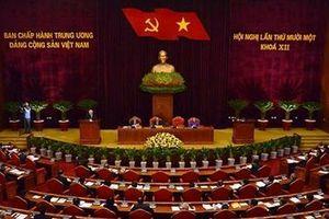 Ngày làm việc thứ năm của Hội nghị Trung ương 11 khóa XII