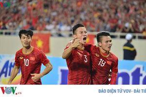 Vòng loại World Cup 2022: ĐT Việt Nam là đội ĐNÁ duy nhất thắng trận
