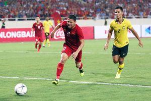 Pha bóng đáng tiếc nhất ở trận ĐT Việt Nam 1-0 ĐT Malaysia