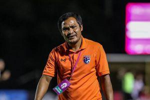 Thua đau U19 Việt Nam, HLV U19 Thái Lan bất phục