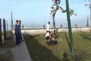 Xác định nguyên nhân người đàn ông chết cháy trong công viên ở TP. Rạch Giá