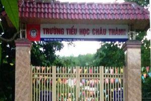 Hiệu trưởng 'ăn chặn' sữa học đường của học sinh tiểu học bị giáng chức
