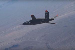 UAV tàng hình bí mật của Mỹ hư hỏng nặng khi thử nghiệm