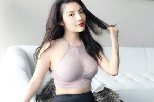Từ Đông Đông - mỹ nữ nghiện khoe thân vào vai Tiểu Long Nữ