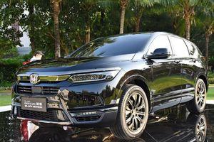 SUV mới Honda Breeze 2020 ra mắt - lai giữa CR-V và Accord