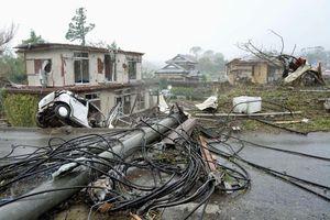 2 người chết, 60 người bị thương, 6 triệu người di tản vì bão Hagibis