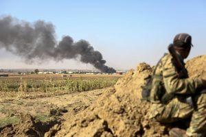 Thổ Nhĩ Kỳ chiếm thị trấn chiến lược ở biên giới Syria