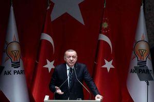 Thổ Nhĩ Kỳ tuyên bố 'không dừng' chiến dịch quân sự ở Syria