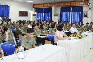 Tập huấn bình đẳng giới, an toàn cho phụ nữ và trẻ em