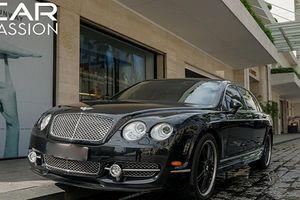 'Soi' Bentley Continental tiền tỷ độ Mansory tại Việt Nam