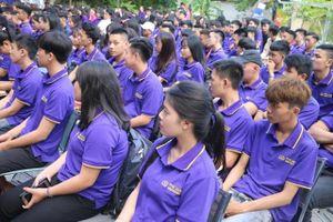 Trường Đại học Phú Xuân khai giảng năm học mới