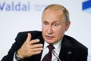 Tổng thống Putin nghi ngờ về khả năng thúc đẩy tiến trình hòa bình của Ukraine