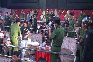 31 người dương tính với ma túy trong quán bar ở Kiên Giang