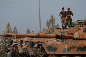 Thổ Nhĩ Kỳ 'tấn công nhầm' vào căn cứ quân sự và lực lượng đặc nhiệm Mỹ ở Syria?