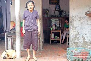 Mẹ già 75 tuổi nuôi gia đình 5 người tâm thần phân liệt