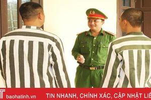 Đại úy trạm giam dùng nhân tâm cảm hóa phạm nhân 'đặc biệt'